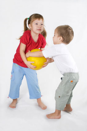 Kids Playing Nice? How to Handle Conflict on the ... Kids Not Sharing Toys